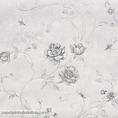 Paper pintat FLORAL 330C