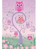 Fotomural W2PL OWLS 001