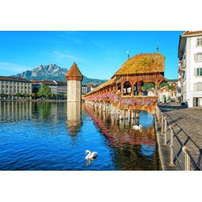 Fotomural LUCERNE SWITZERLAND