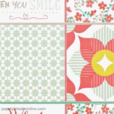 Papel de parede COZZ SMILE 61171-04