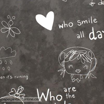 Papel de parede COZZ SMILE 61169-16