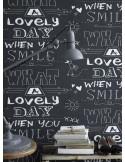 Papel de parede COZZ SMILE 61166-16