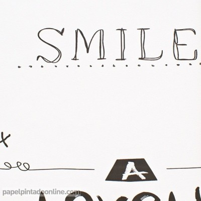 Papel de parede COZZ SMILE 61166-06