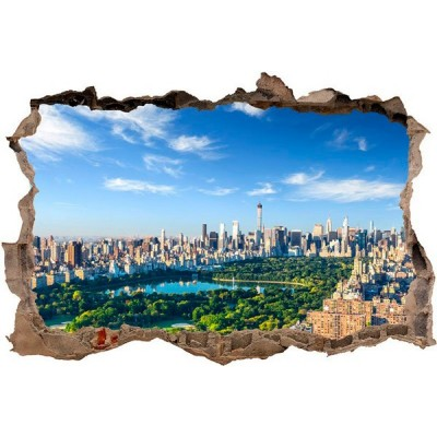Vinil Decorativo 3D CENTRAL PARK V3DA005