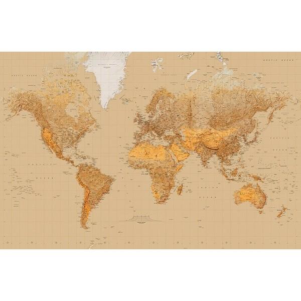 Fotomural THE WORLD 623
