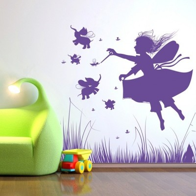 Vinil Decorativo Infantil IN009