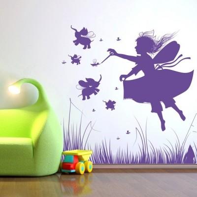 Vinilo Decorativo Infantil IN009