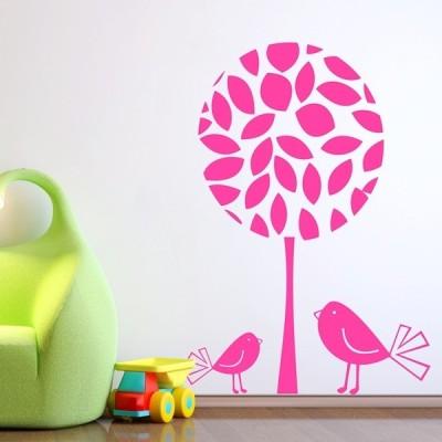 Vinilo Decorativo Infantil IN002