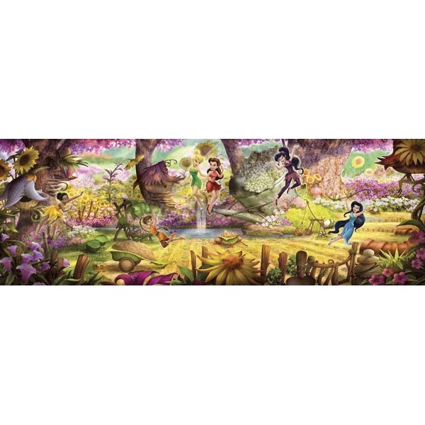 Fotomural Disney FAIRIES FOREST 4-416
