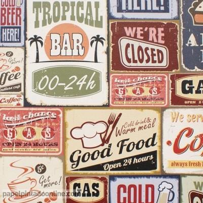 Papel de parede COLLAGE 7344-11