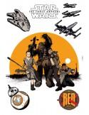 STICKER STAR WARS RESISTANCE 14025H