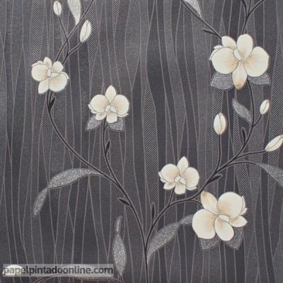 Papel de parede FLORES 9745-15