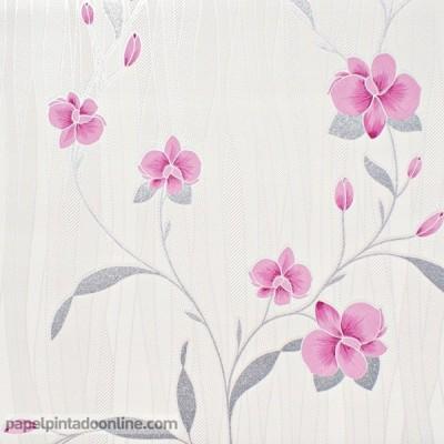 Papel de parede FLORES 9745-05