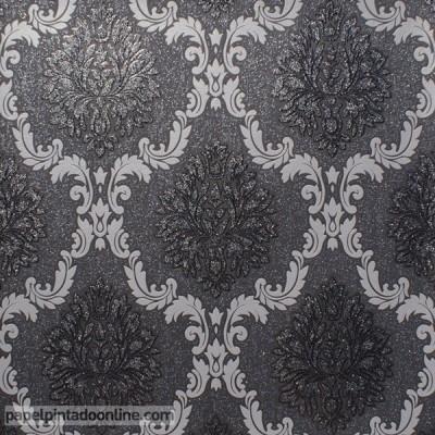 Papel de parede DAMASCO 9771-15