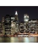 Fotomural NEW YORK NY05, 210cm. x 203cm., Papel Pintado, Blanco y Negro, Invertir, 0x0x0x0 cm.