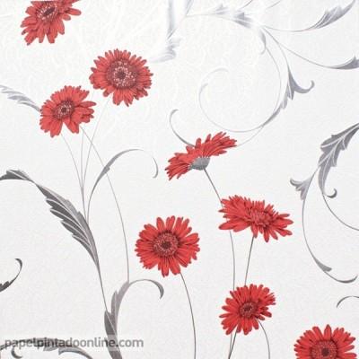 Papel de parede FLORES 9773-06
