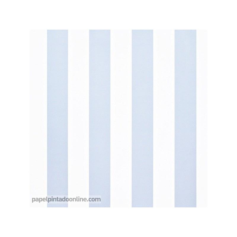 papel pintado rayas