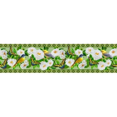 Faixa Decorativa FLORAL CEF024