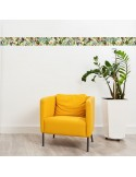 Sanefa Decorativa FLORAL CEF021