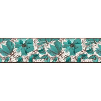 Cenefa Decorativa FLORAL CEF020