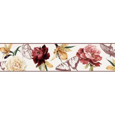 Cenefa Decorativa FLORAL CEF018