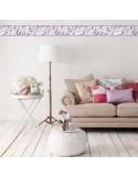 Faixa Decorativa FLORAL CEF014