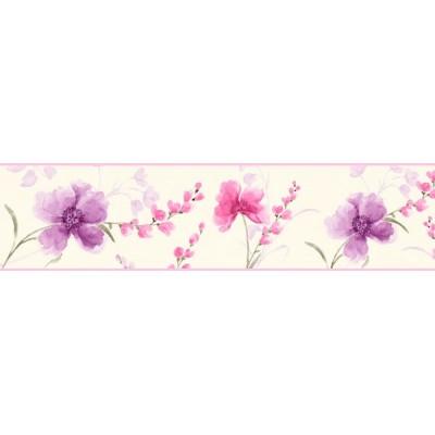 Sanefa Decorativa FLORAL CEF011