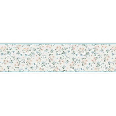 Cenefa Decorativa FLORAL CEF010