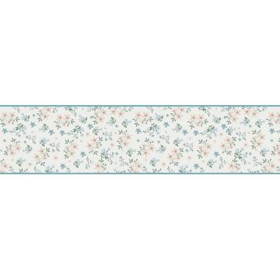 Sanefa Decorativa FLORAL CEF010