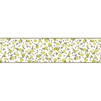 Faixa Decorativa FLORAL CEF009