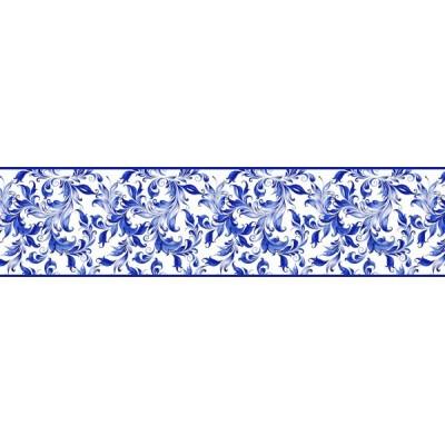 Cenefa Decorativa FLORAL CEF006