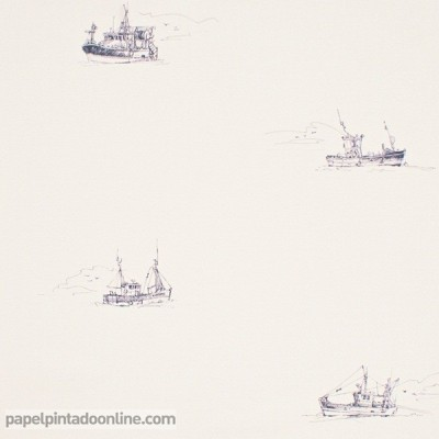 Papel pintado NAUTIC NTC_1513_61_11