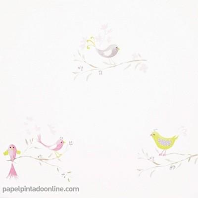 Papel pintado LOUISE ET TOM LET_1300_41_23