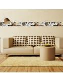 Sanefa Decorativa MODERNA CEM001