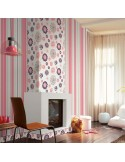 Papel pintado SWEET CANDY 1433-34