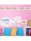 Sanefa Decorativa INFANTIL CEI017