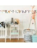 Sanefa Decorativa INFANTIL CEI013
