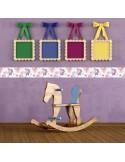 Sanefa Decorativa INFANTIL CEI012