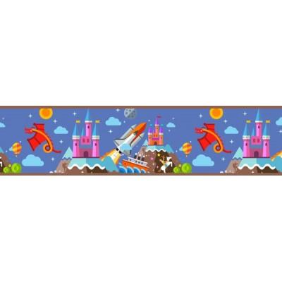 Sanefa Decorativa INFANTIL CEI010