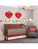 Sanefa Decorativa INFANTIL CEI001