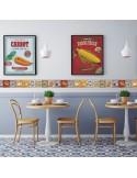 Sanefa Decorativa CUINA CEC010