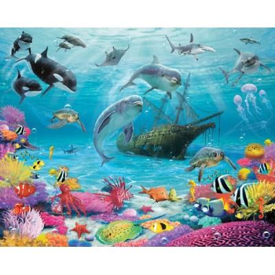 Fotomural Infantil SEA ADVENTURE