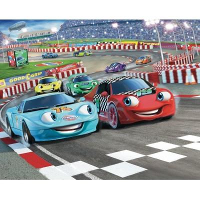 Fotomural Infantil CAR RACER