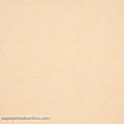 Papel pintado LISO TEXTURA AMARILLO ANARANJADO SUAVE 9725-04