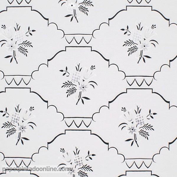 Papel de parede AZULEJOS 5129-4