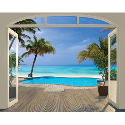 Fotomural PARADISE BEACH