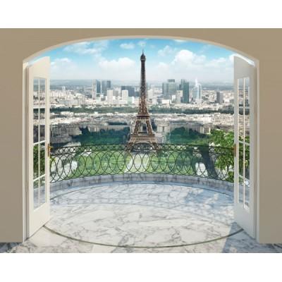 Fotomural EIFFEL TOWER IN PARIS