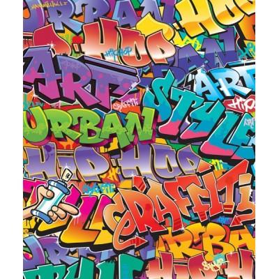 Fotomural Infantil GRAFFITI