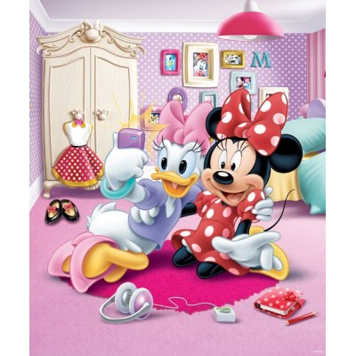 Fotomural Infantil DISNEY MINNIE MOUSE
