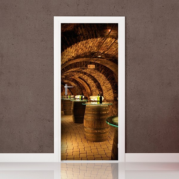 Fotomural Porta P091